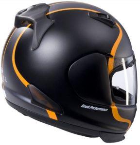 Arai Rebel crash helmet heritage grey