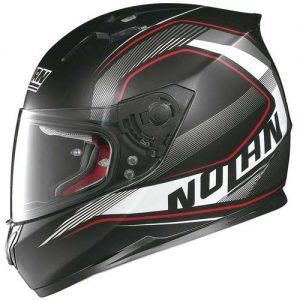 nolan-n64-swerve-black-crash-helmet-side-view