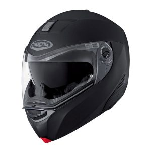 caberg-modus-motorcycle-helmet-matt-black-side-view