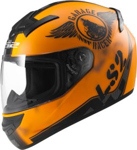 ls2-ff352-rookie-motorcycle-crash-helmet-fan-matt-orange-side-view