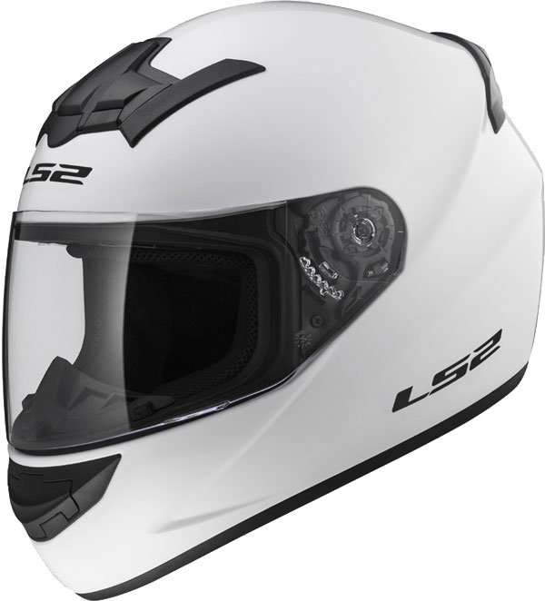 f25d78ef ls2-ff352-rookie-motorcycle-crash-helmet-gloss-white- This one's the solid  gloss white version