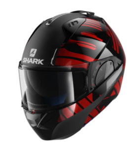 shark-evo-one-2-lithion-black-red-motorcycle-helmet-side-view