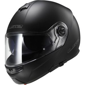 LS2-FF325-Strobe-Motorcycle-Helmet-matt-black-side-view