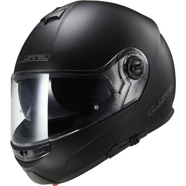 1f478e3d LS2 FF325 Strobe flip-front motorcycle crash helmet - Billys Crash ...