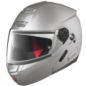 nolan_n90_2-classic-silver-motorcycle-crash-helmet-side-view