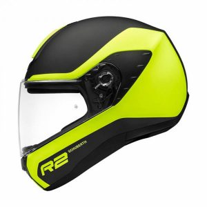 schuberth-r2-nemesis-yellow-motorbike-crash-helmet-side-view