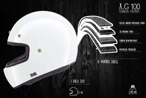 Nexx-XG-100-helmet-composite-fibre-diagram