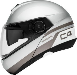 Schuberth-C4-Pulse-Silver-motorcycle-helmet-side-view