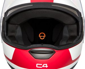 schuberth-C4-motorbike-helmet-front-view