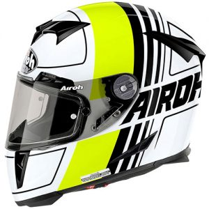airoh-gp-500-scrape-motorcycle-crash-helmet-in-gloss-yellow-side-view