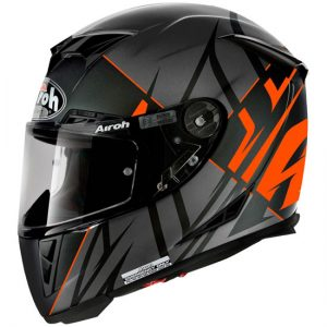 airoh-gp-500-sectors-motorcycle-crash-helmet-in-orange-grey-side-view