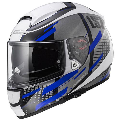 65a50b29 LS2 Vector FF397 helmet review - Billys Crash Helmets