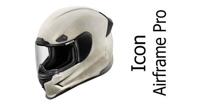 3c7bca4354d Icon Airframe Pro full face motorcycle crash helmet review - Billys ...