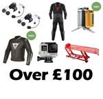 billys crash helmets gifts over £100