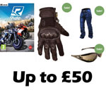 billys crash helmets gifts up to £50