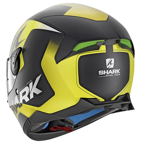 8a5f8644 Shark Skwal 2 Motorbike Helmet: a great all rounder with built-in ...