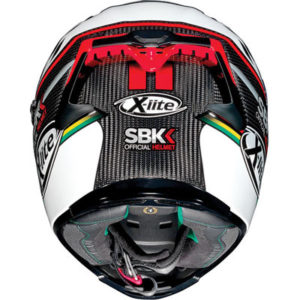 x-lite-x-803-ultra-carbon-crash-helmet-sbk-official-rear-view