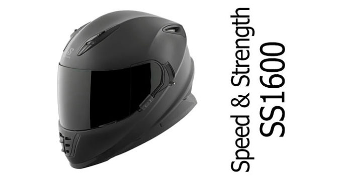 a32d96fa Speed and Strength SS1600 full face motorcycle helmet review ...