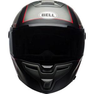 Bell-SRT-modular-helmet-hart-luck-skull-front-view