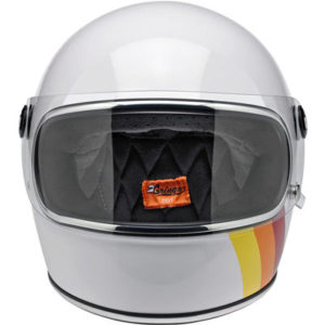 biltwell-gringo-s-white-tri-stripe-crash-helmet-front-view