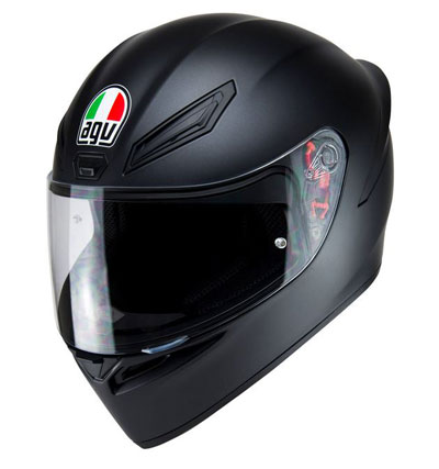 Review Of Agv S Excellent Budget Sportsbike Track Helmet Agv K1