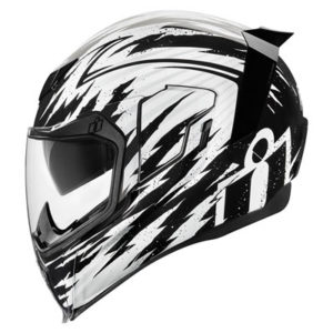 icon-airflite-fayder-motorcycle-helmet-in-white-black-side-view