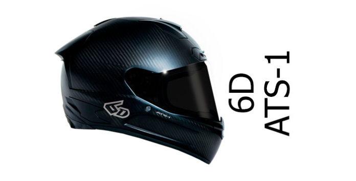 6d Ats 1 Street Motorcycle Helmet Review Billys Crash Helmets