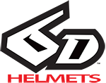 6D helmets logo