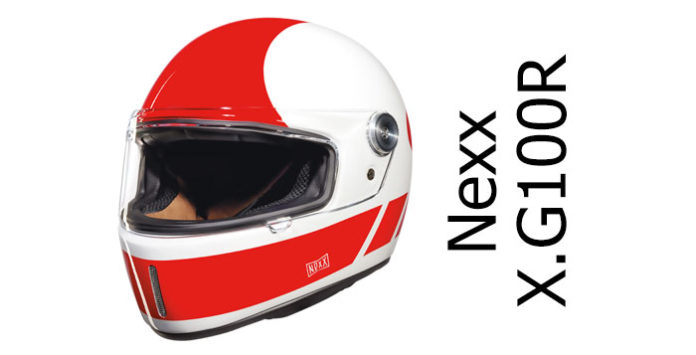 d0a01322 Nexx X.G100R review: a retro full face motorcycle helmet with visor ...