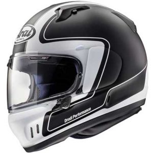 arai-renegade-V-motorcycle-crash-helmet-outline-frost-black-side-view