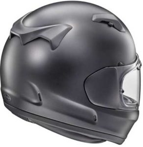 arai-renegade-v-motorcycle-crash-helmet-black-frost-rear-view