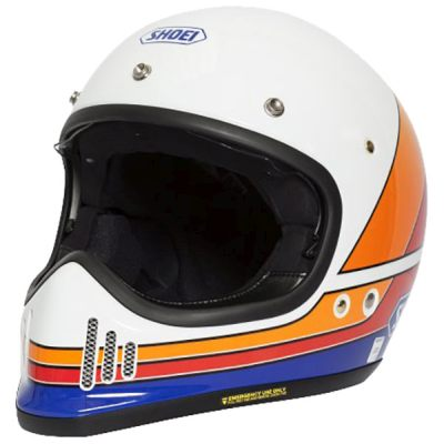 Shoei's new retro street helmet with bags of attitude (and