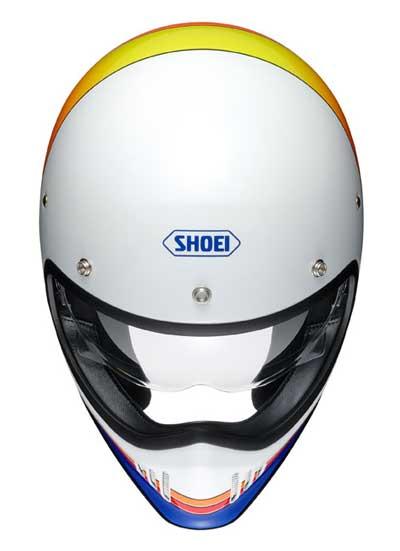 0e596e48 Shoei's new retro street helmet with bags of attitude (and ...