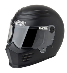 simpson-outlaw-bandit-helmet-matt-black-side-view