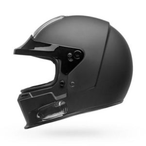 bell eliminator forced air matt black side view