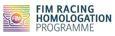 fim homologation logo
