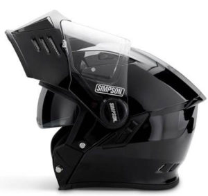 simpson-mod-bandit-modular-gloss-black-chin-open-side-view