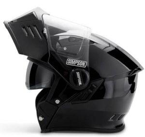 simpson-mod-bandit-modular-gloss-black-chin-open-side-view