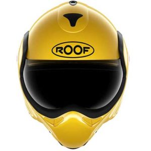 roof-boxxer-carbon-uni-yellow-helmet-front-view