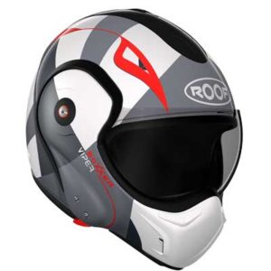 roof-boxxer-viper-black-white-red-crash-helmet-side-view