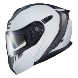 scorpion exo gt920 unit modular helmet side view