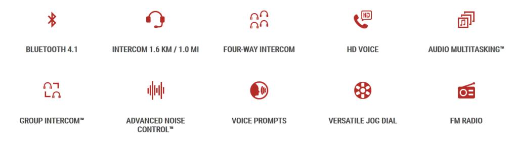 Screenshot_Sena 10S main features