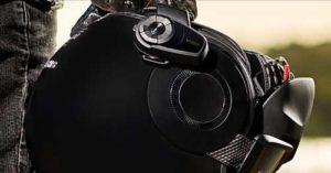 Sena-10S-mounted-on-helmet