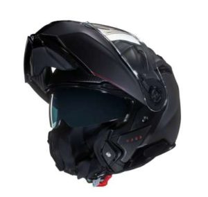 Nexx X.Vilitur carbon zero flip front motorcyle helmet front view