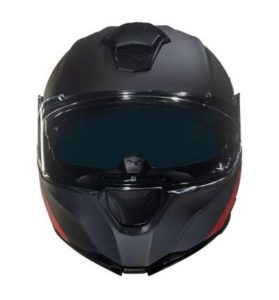 Nexx X.Vilitur latitude modular motorcycle helmet front view
