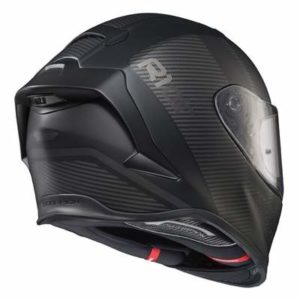 Scorpion Exo R1 Air corpus motogp helmet rear view