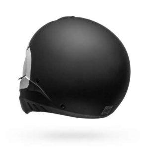 bell broozer cranium modular helmet rear view