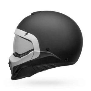 bell broozer cranium modular helmet side view