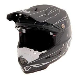 6D ATR-2 recon offroad motorbike helmet front view