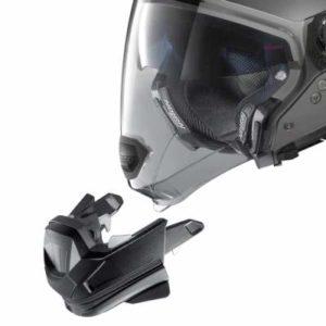 Nolan N70-2 GT helmet removing chin bar